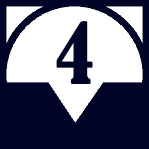 Фаска - четырёхсторонняя