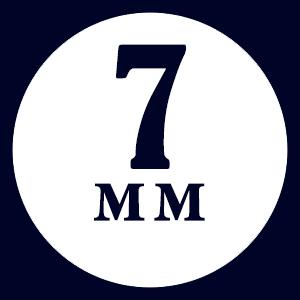 Толщина доски - 7